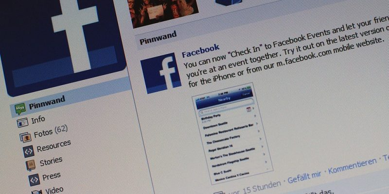 Facebook knows what you visit and use it to show … even without advertising account?