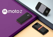 Moto Z and MotoMods