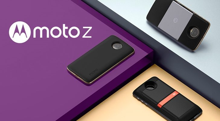Moto Z and MotoMods, first impressions of the modular philosophy of Lenovo