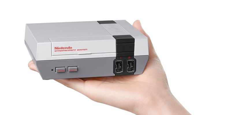 You do not need the Nintendo Classic Mini: The Raspberry Pi gives you that and more