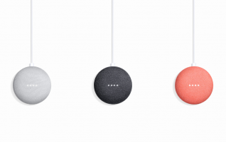 Google Home Mini: Smaller but with the same features as its big brother