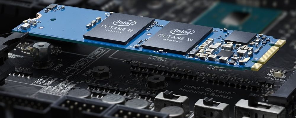 Intel returns to the charge with a few Optane SSD 900P reserved for gaming and workstations