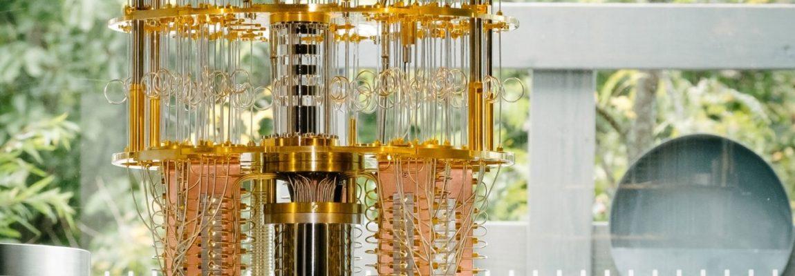 Quantum computing has a new leader: IBM and its 50-qubit quantum computer