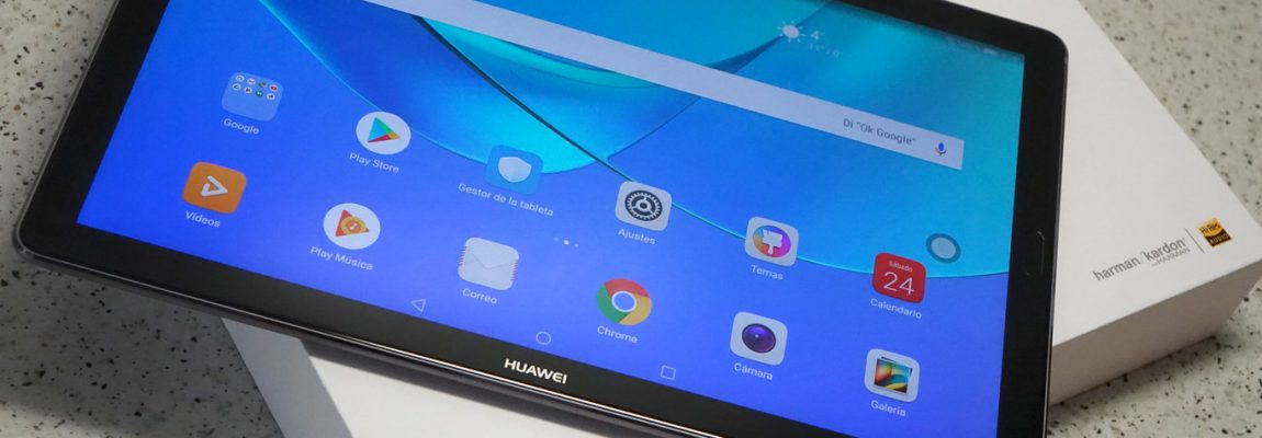 Huawei MediaPad M5, tablet with mid-range price and high-end aspirations