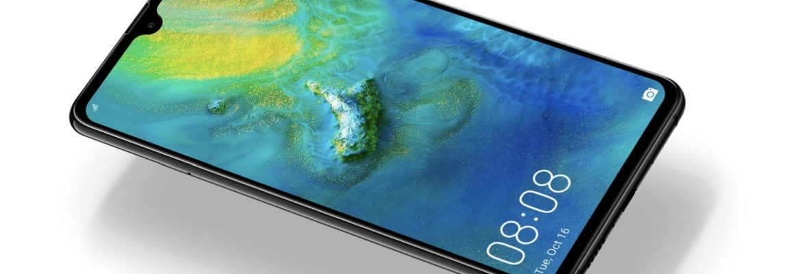 Huawei Mate 20: Excellent display but average configuration