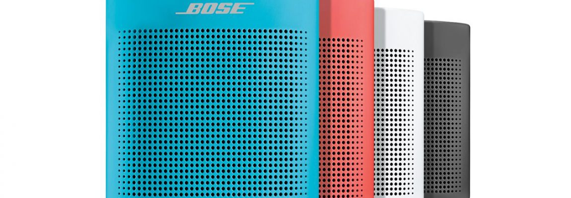 Bose SoundLink Color II: The ideal speaker for all parties